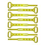 Set of 8 Heavy-Duty Cord Carry Strap Handle & Hanger - Organize Cords, Hoses, Ropes (Set of 8)