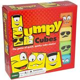 RoosterFin Lumpy Cubes Family Board Game - Educational Fun Stacking Toy for All Ages, Kids and Adults 6 Years and Up