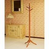 Frenchi Furniture Frenchi Home Furnishing Wood Coat/Hat Rack Stand