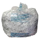 SWINGLINE GBC 1765015B Shredder Bags,30 gal.,For 500X,PK25