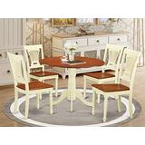 5 PC small Dining set-Dining Table and 4 Dining Chairs