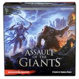 WizKids Dungeons & Dragons Assault of The Giants Board Game Standard Edition