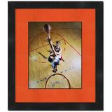 Frames By Mail Wall Picture Frame w/ Basketball Textured Matte in Black, Size 12.0 H x 10.0 W x 0.75 D in | Wayfair 214Aaamb62100-810