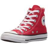 Converse Unisex Chuck Taylor All Star Hi Basketball Shoe (5.5 B(M) US, Red)
