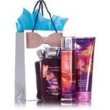 Bath & Body Works TWILIGHT WOODS Fragrance Favorites Gift Kit ~ Shower Gel ~ Fragrance Mist & Body Cream