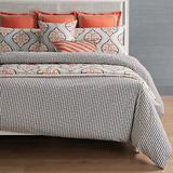 Bowie Bedding - Boudoir Pillow Sham, Pillow Shams - Frontgate