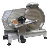 Weston Pro-320 Electric Meat Slicer in Gray, Size 15.0 H x 19.5 W x 17.0 D in | Wayfair 83-0850-W