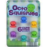 Octo Squishies Vending Capsules