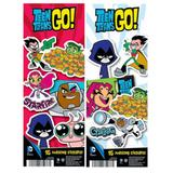 Teen Titans Go Vending Vending Stickers