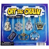 Off the Chain Necklaces Vending Capsules