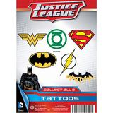 DC Comics Logo Tattoos Vending Capsules