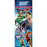 DC Superhero Vending Stickers