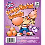 Orange Sherbet Gumballs