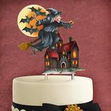 aMonogram Art Unlimited Cake Topper Wood in Yellow | Wayfair 94210PGG