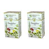 Celebration Herbals - Organic Dandelion Leaf Tea - 48 Herbal Tea Bags (2 packs of 24)