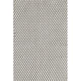 Dash and Albert Rugs Two-Tone Rope Geometric Hand-Woven Platinum/Ivory Indoor/Outdoor Area Rug Polypropylene in Brown/White   Wayfair RDB224-69