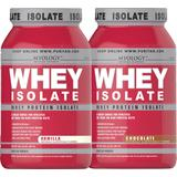 Puritan's Pride Whey Isolate Protein Bundle - Chocolate & Vanilla-1 Kit