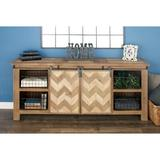 Cole & Grey CredenzaWood in Brown, Size 31.0 H x 70.0 W x 15.0 D in | Wayfair 47983