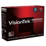 VisionTek 900358 ATI Radeon HD 5450 BB2 Graphics Card - PCI Express 2.1 x16 - 1 GB DDR3 SDRAM - HDMI, DVI/VGA (Renewed)