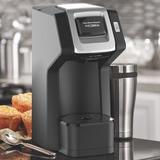 Hamilton Beach 1-Cup FlexBrew® Serve Coffee Maker in Black, Size 13.35 H x 10.2 W x 6.5 D in   Wayfair 49974