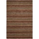 Latitude Run® Keith WoolArea RugWool in Brown, Size 72.0 H x 48.0 W x 0.63 D in | Wayfair LATR4105 32892505