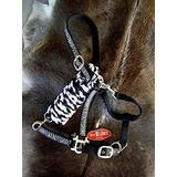 ProRider Horse Nylon HALTER Lead Rope Bling Tack Noseband 60669