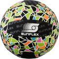 Sunflex Ball gr. 5 Softball in schwarz/bunt, Größe Einheitsgröße