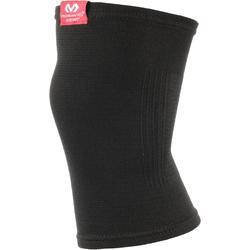 Mc David Knie Bandagen in schwarz, Größe L