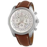 Breitling Bentley B06 Automatic Silver Dial Men's Watch AB061112-G768BRLT