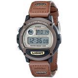 Casio Men's W89HB-5AV Illuminator Sport Watch