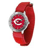 Game Time Cincinnati Reds MLB Tailgater Series Youth Watch - Velcro Strap