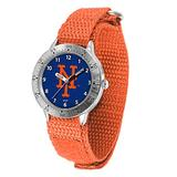Game Time New York Mets MLB Tailgater Series Youth Watch - Velcro Strap