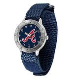 Game Time Atlanta Braves MLB Tailgater Series Youth Watch - Velcro Strap