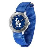 Game Time LA Dodgers MLB Tailgater Series Youth Watch - Velcro Strap
