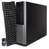 Dell Optiplex 790 Business Desktop Computer PC (Intel Quad Core i5-2400 3.1GHz CPU, 8GB DDR3 Memory, 2TB HDD, WIFI, DVD, VGA, RJ45, Displayport, Windows 10 Professional) (Certified Refurbished)