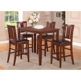 5 Pc Counter height Table set-counter height Table and 4 Stools