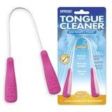Stainless Steel Tongue Cleaner, Dr. Tung's