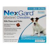 Nexgard For Dogs 4.1 - 10 Kg (Blue) 3 Chews