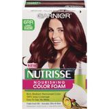 Nutrisse Permanent Haircolor, Light Intense Auburn 6RR, 1 ct (Pack of 3)