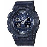 Casio Mens Analog-Digital Sport Quartz Watch GA-100CG-2A