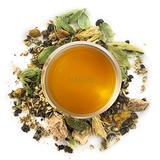Nargis Ayurvedic Loose Leaf Cooling Tea/100% Natural Herbal Anti Oxidant Soothing Refresh Kapha Tea w/ Licorice, Cardamom, Ginger & Clove/Indian Organic Flavor Relax Tea, 3.52 oz