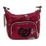 MU Sports Women 703V4003 Pouch Bag Red