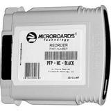 Microboards Black Ink Cartridge for Microboards MX1, MX2 & PF-Pro Printers PFP-HC-BLACK