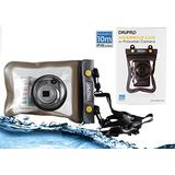 Navitech Black Waterproof Underwater Housing Case/Cover Pouch Dry Bag Compatible with The Canon PowerShot SX530 HS 16.0 MP CMOS Digital Camera