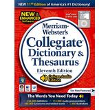 Merriam Webster's Collegiate Dictionary & Thesaurus: Classroom/ Site License - 30 users [Download]