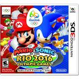 Mario & Sonic at the Rio 2016 Olympic Games - 3DS [Digital Code]