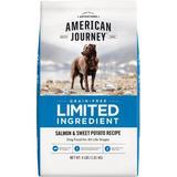 American Journey Limited Ingredient Salmon & Sweet Potato Recipe Grain-Free Dry Dog Food, 4-lb bag