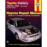 By Robert Maddox - Toyota Camry (1992-1996) Automotive Repair Manual (Haynes Automotive Repair Manuals) (3rd Revised edition)