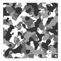 Disagu Design Skin for Sony PS3 Slim + Controller - Motif Camouflage Schwarz