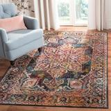 World Menagerie Mae Multi-Colored Area Rug, Size 96.0 H x 60.0 W x 0.25 D in | Wayfair WLDM1685 36982092